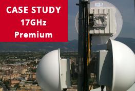 Case Study: 17GHz Punto-Multipunto per Videosorveglianza Urbana del Comune di Latina Case Studies News & Eventi
