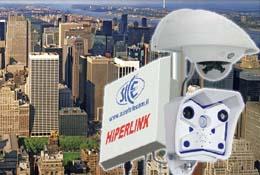 SICE ATRH0511-2V la CPE ideale per le installazione di Videosorveglianza Urbana