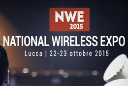 "SICE al ""National Wireless Expo 2015"" News & Eventi"