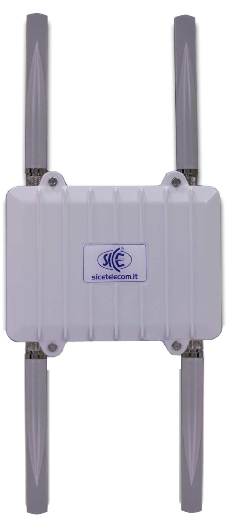 Access Point WiFi AC ATRH0225-GPDual Frequency Indoor & Outdoor AC Access Point