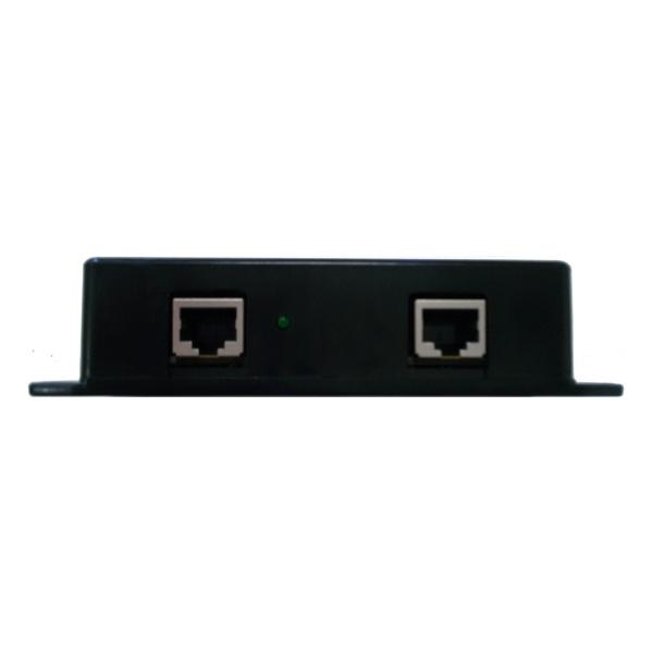 Passive PoE Injector Gigabit AF120731.01802.3af standard PoE