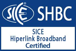 "11-12 Ottobre 2017: Corso ""SICE Hiperlink Broadband Certified (SHBC)"" Corsi Corsi SICE"