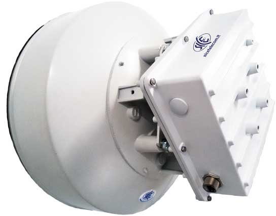 Backhaul Premium AC 24GHz ATRH2412DRevolutionary Point-to-Point System Detached Antenna