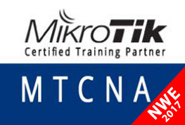 Corso MTCNA MikroTik presso National Wireless Expo | 22-23 maggio 2017 Corsi Mikrotik  day leader mercato mikrotik mtcna open partner prodotti sice wireless