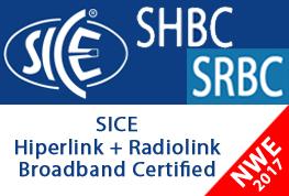 "Corso ""SICE Hiperlink Broadband Certified (SHBC)"" e ""SICE Radiolink Backhaul Certified (SRBC)"" 22-23 Maggio 2017 c/o NWE Corsi Corsi SICE"