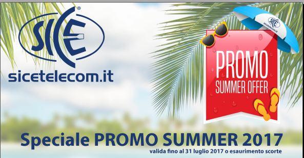 """IMPERDIBILE PROMO """"SUMMER 2017"""": Ponti Radio 17GHz e 24GHz ad un prezzo speciale Blog News & Eventi"""