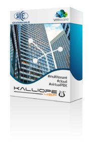 Kalliope4SP Centrale VoIP Multi Tenant in Cloud