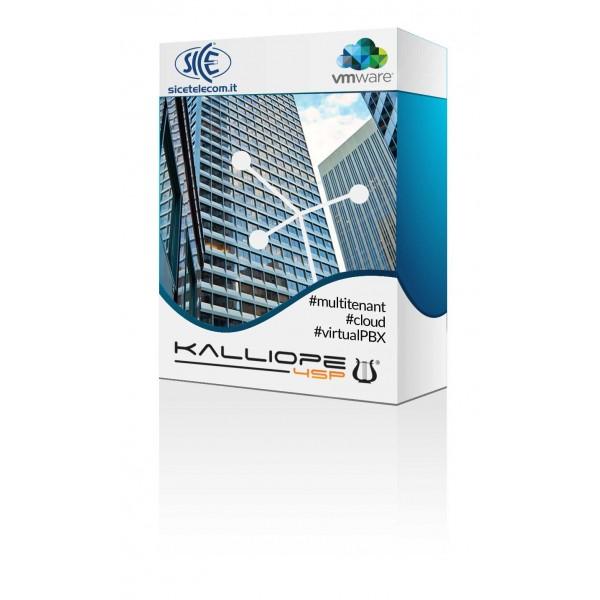 Kalliope4SP Centrale VoIP Multi Tenant in CloudLa soluzione Kalliope per i Service Provider