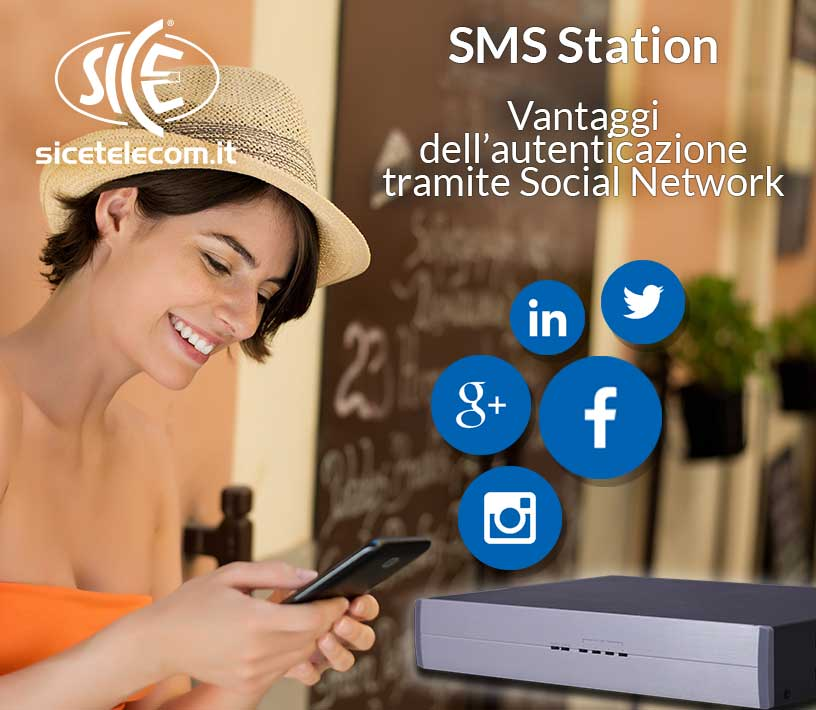 Hotspot WiFi: autenticazione con Facebook e Social Network Blog News & Eventi  facebook hotspot instagram linkedin smsstation social twitter wifi