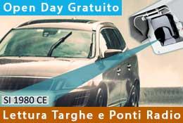 21 Febbraio 2019: Open Day Targa System