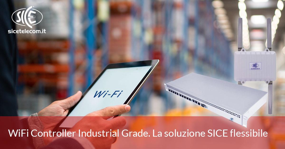WiFi Controller Industrial Grade SICE