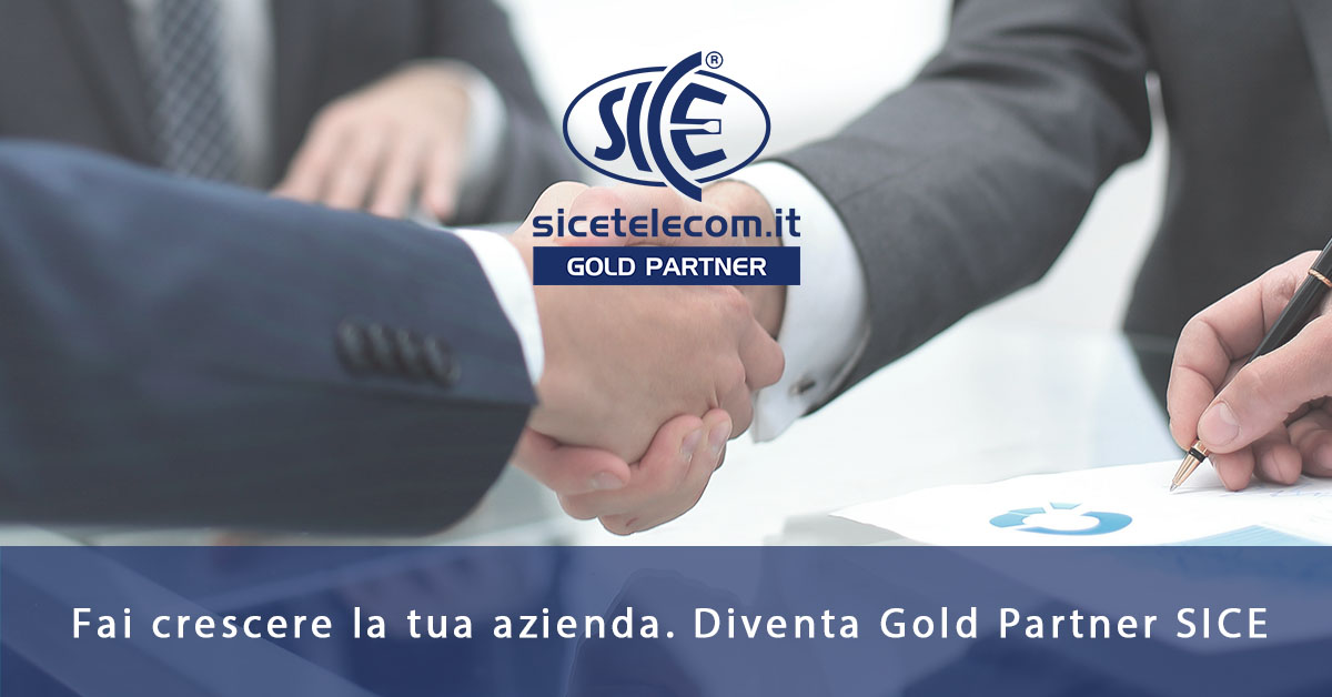 Gold Partner SICE