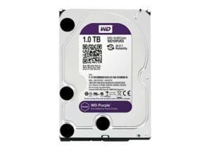 Ubiquiti Hard Disk SATA Western Digital 1T bite   WD10PURX-1T