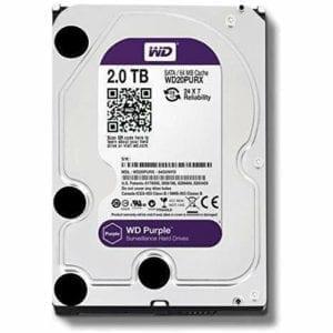 Ubiquiti Hard Disk SATA Western Digital 2T bite   WD20PURX-2T