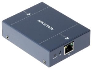 Ubiquiti Ripetitore PoE 1ch input100Mbps 1-ch output 100Mbps   DS-1H34-0101P