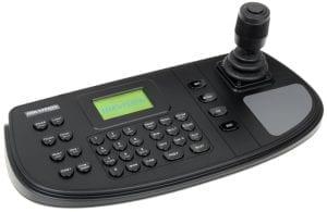 Ubiquiti Tastiera di controllo multifunzione a 4 assi LCD Screen   DS-1200KI