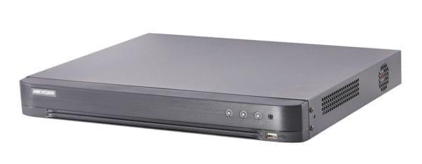 Ubiquiti DVR 8CH PoC 8ch analogici 2ch IP G.711u H.265+/H.264+   DS-7208HUHI-K2/P
