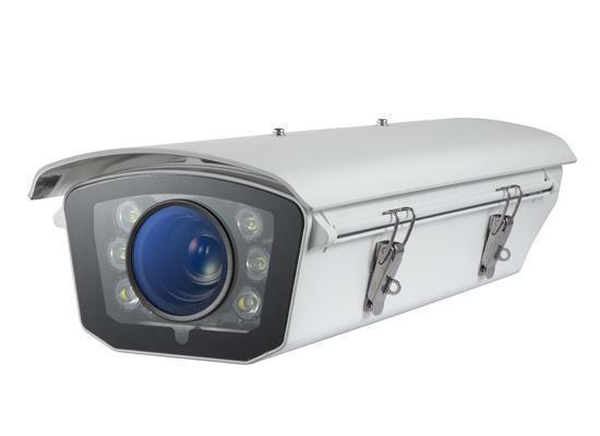 Ubiquiti Box in custodia 2Mpx DarkFighter ANPR Camera 11-40mm IR 160Km/h   DS2CD4026FWDPIRA