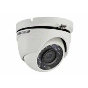 Ubiquiti MiniDome Analogica Turbo720p 3.6mm IR 20m 1.3MPICR SMART   DS-2CE56C2TIRM36
