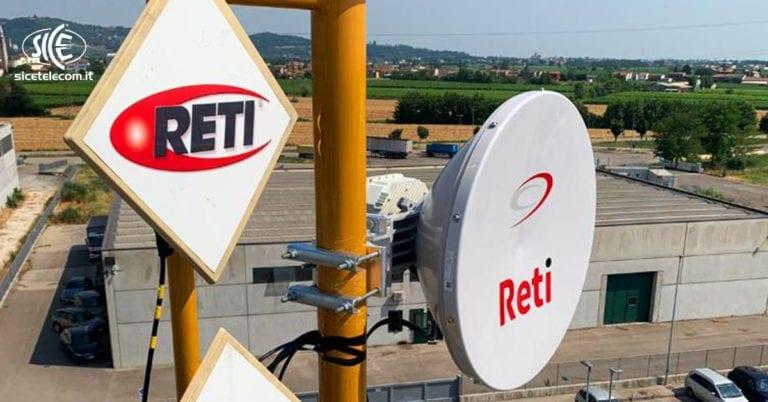 RETI Srl collega le due sedi di Alpego | Case Study