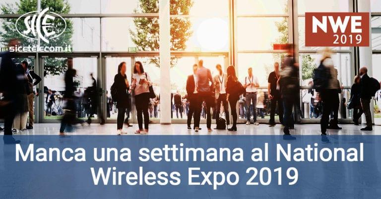 Manca una settimana al National Wireless Expo 2019 Lucca