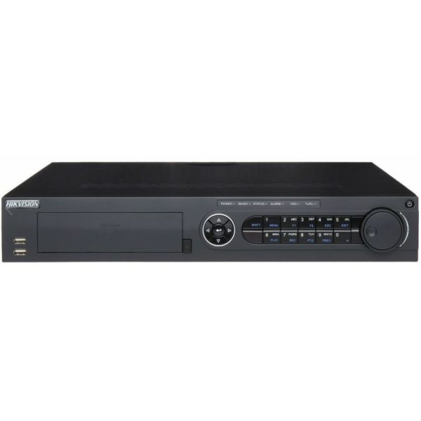 DVR TURBO 32ch analogici+ 16IP HDD 2TB incluso H.265+/H.264+ | DS-7332HUHI-K4