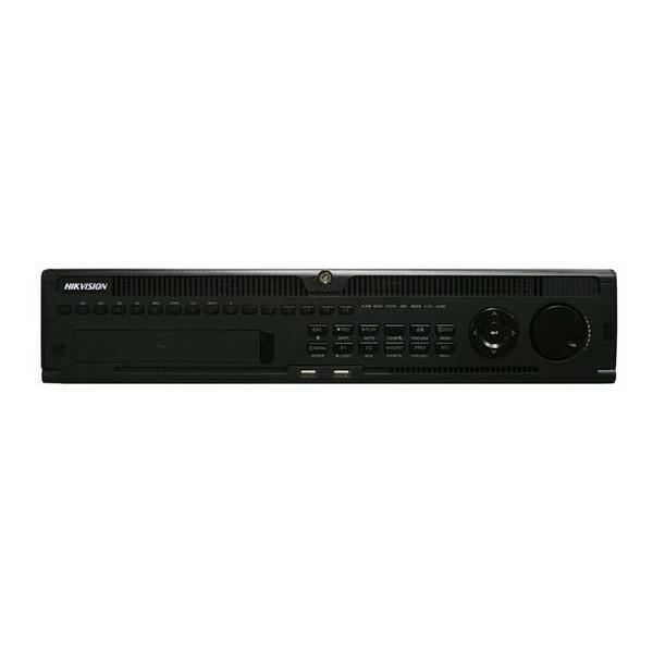 NVR 32ch Ip video 320Mbps Bit rate Input max | DS-9632NI-I8