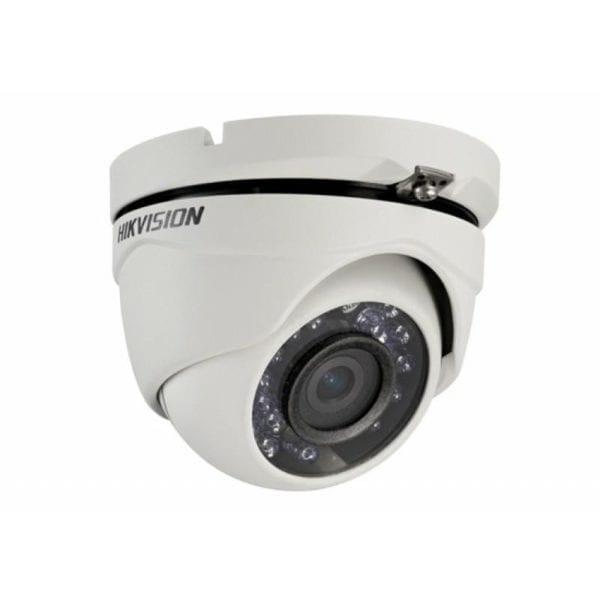 MiniDome Analogica Turbo720p 3.6mm IR 20m 1.3MPICR SMART | DS-2CE56C2TIRM36