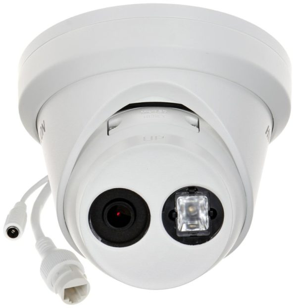 MINI DOME EASY IP 2Mpx 2.8mm H.265+/H.264+ 30m Exir 2.0 Smart IR | DS-2CD2325FWD-I