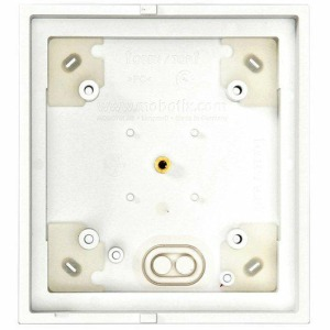 Ubiquiti OPT-BOX-1EXTONBL | Mobotix Single On-Wall Housing Black