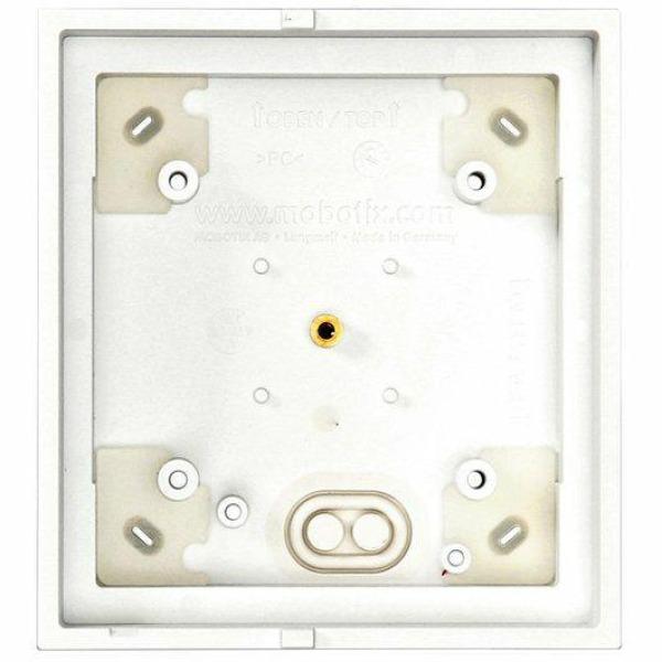 Ubiquiti OPT-BOX-1EXTONBL | Mobotix Single On-Wall Housing Black