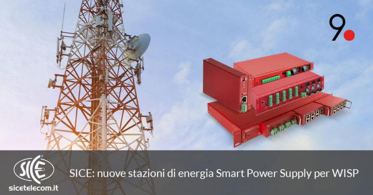 SICE stazioni di energia