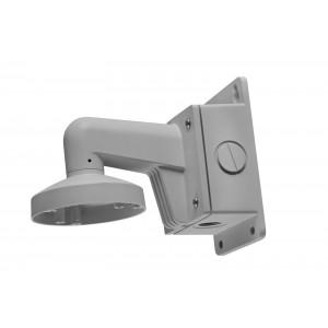 DS-1272ZJ-110B | Staffa da parete con boxposteriore in alluminio colore bianco