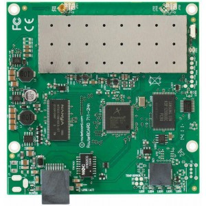 MikroTik | RB711-2HN | RouterBOARD 711 400MHz Atheros 1LAN 2.4GHz 802.11b/g/n card L3 | RouterBOARD