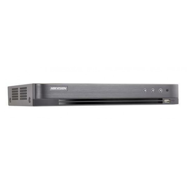 DS-7204HQHI-K1/A | DVR TURBO HD 4ch H.265+/H.264+ 1HDMI 1VGA 1CVBS G.711u