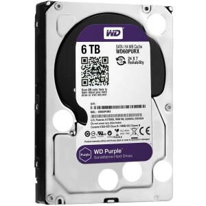 WD60PURX-6T | Hard Disk SATA Western Digital 6T bite