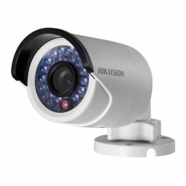 DS-2CD2020F-I 4   TLC Mini Bullet Camera 2MPX 4MM 3D DNR & DWDR & BLC IR 30M