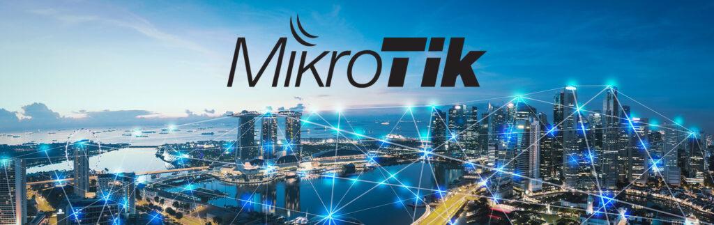 banda ultralarga MikroTik