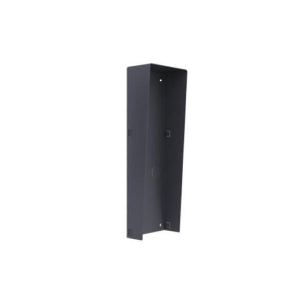 DS-KABD8003-RS3 | Intercom tettuccio in metallo 3 moduli