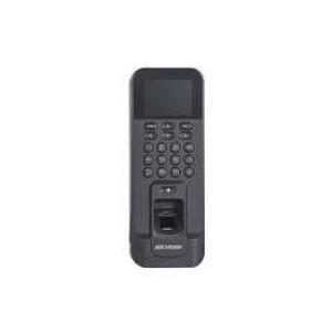 DS-K1T804MF | Lettore di tessere Mifare e impronte digitali integrati