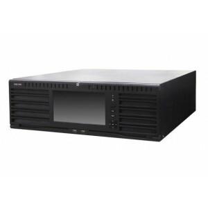 DS-96128NI-F16 | Nvr 320Mbps Bit Rate Input Max (128ch) 16 SATA alarm I/O