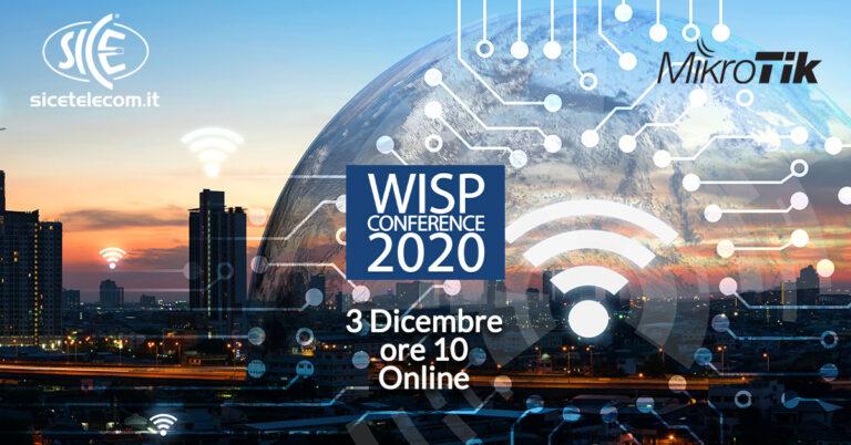 Mikrotik WISP CONFERENCE 2020