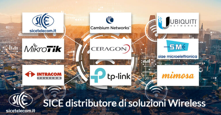 SICE Distributore Soluzioni WISP e System Integrator