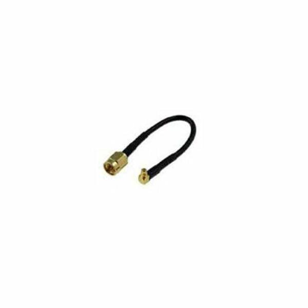AERLEAD1-10   Adattatore per lantennada MMCXJW a SMA/K 20cm per PCX/ENFORCER