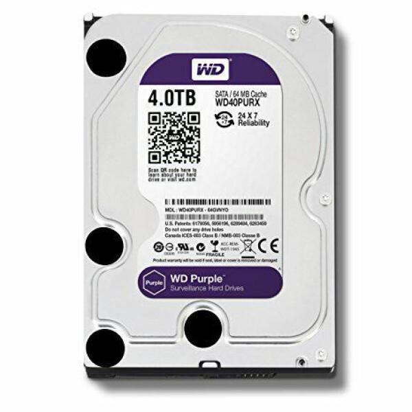 WD40PURX-4T | Hard Disk SATA Western Digital 4T bite