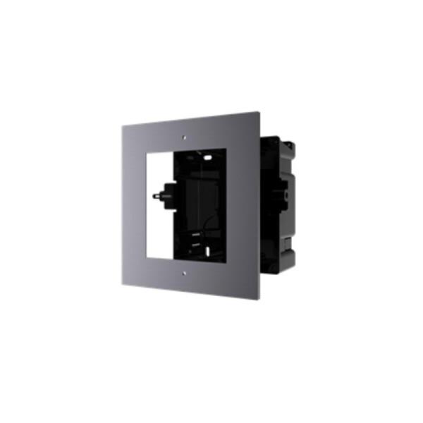 DS-KD-ACF1/PLAST   Intercom scatola da incasso 1 modulo
