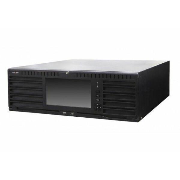 DS-96128NI-F16   Nvr 320Mbps Bit Rate Input Max (128ch) 16 SATA alarm I/O