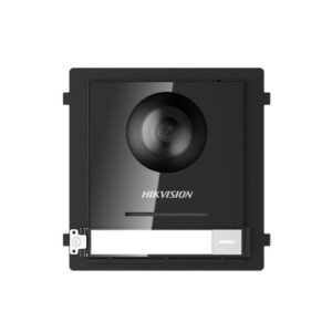 DS-KD8003-IME1 | Intercom Outdoor IP 2MPxFisheye 1 Pulsante Fisico H.264