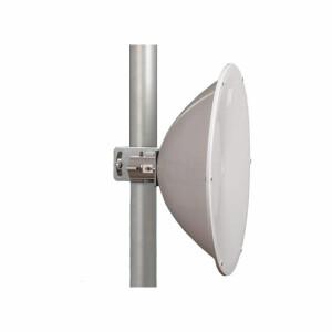 JRC-24DD MIMO | Antenna a Disco 24dBi 5GHz doppia pol (Jirous 24 MIMO)4.9?6.4GHz