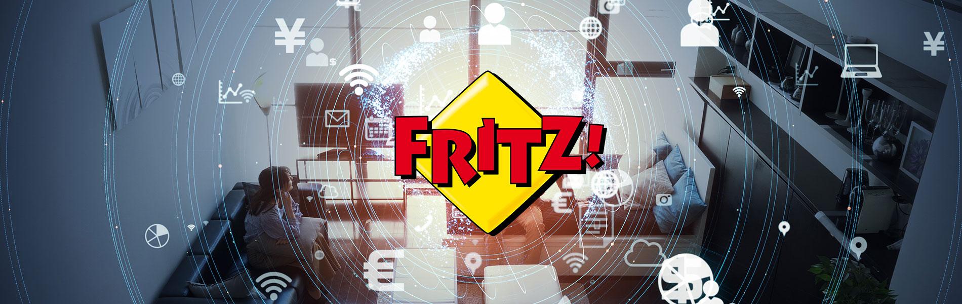 modem router TP-Link e Fritz!